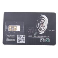 MagiDeal Saitong Ghost Unlock Turbo Sim Card for Apple iPhone 8 7 6S 6 Plus + 5S 5C 5 - intl