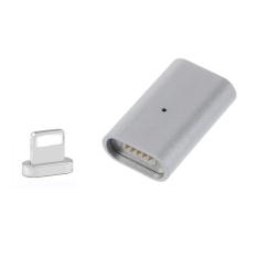 Toko Kegiatan Pengisian Magnetik Adaptor Kabel Charger Untuk Iphone 7 6 6S 5 5S Plus Se Untuk Ipad Silver International Oem Di Tiongkok