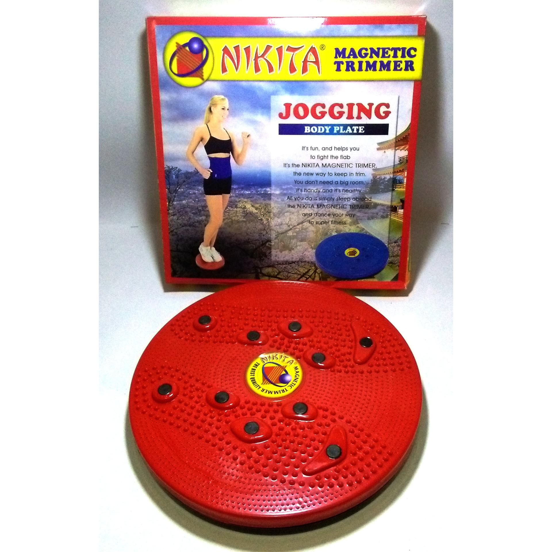 Magnetic Trimmer Nikita Small - Merah