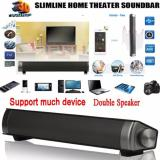 Harga Magnetic Nirkabel Soundbar Lp 08 Hifi Kotak Bluetooth Subwoofer Speaker Boombox Stereo Portable Handsfree Speaker Untuk Tv Pc Grey Intl Oem Online