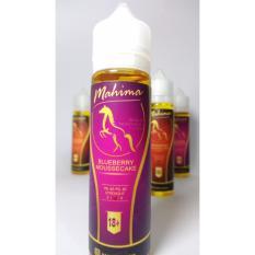 Jual Beli Mahima Premium Liquid 60Ml Vape Vapor Blueberry Moussecake Baru Indonesia
