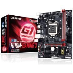 MAINBOARD GIGABYTE GA-H110M-GAMING3 DDR4 SOCKET 1151