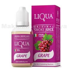 MAJ E-Liquid Liqua Smoke Juice 10ml Italian Flavours Premium Niccotine 0% Rasa Buah Grape / Anggur For ALL E-Smoking Device Vapor Vape