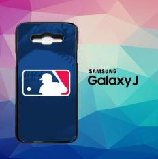 Major League Baseball X5991 Casing Custom Hardcase Samsung Galaxy J1 Ace) Case Cover