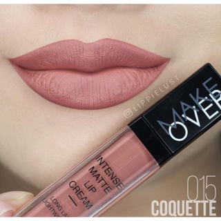 Makeover Intense Matte Lip Cream - 15 Coquette thumbnail