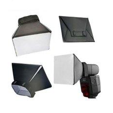 Harga Makiyo Universal Flash Lampu Softkotak Sphere Lampu For Kamera Slr Asli