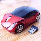 Beli Makiyo Usb 2 4G Wireless Mouse Bentuk Mobil Untuk Pc Laptop Macbook Intl Terbaru