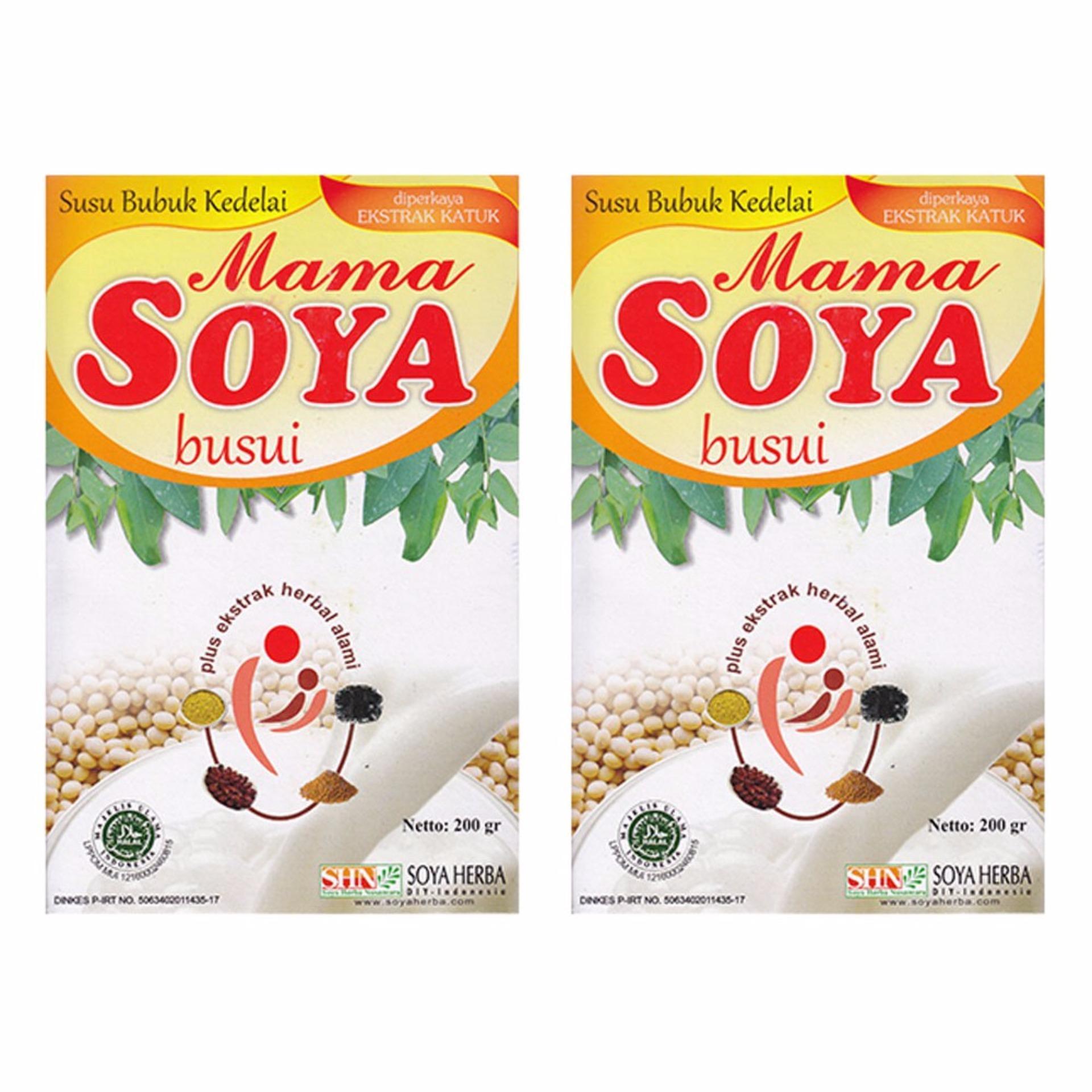 Promo Mama Soya 200Gr 2 Pack Di Dki Jakarta