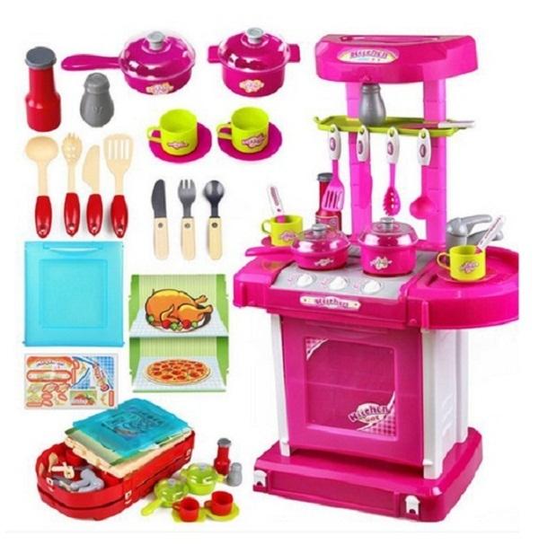 MAO Kitchen Set Koper Pink Best Seller