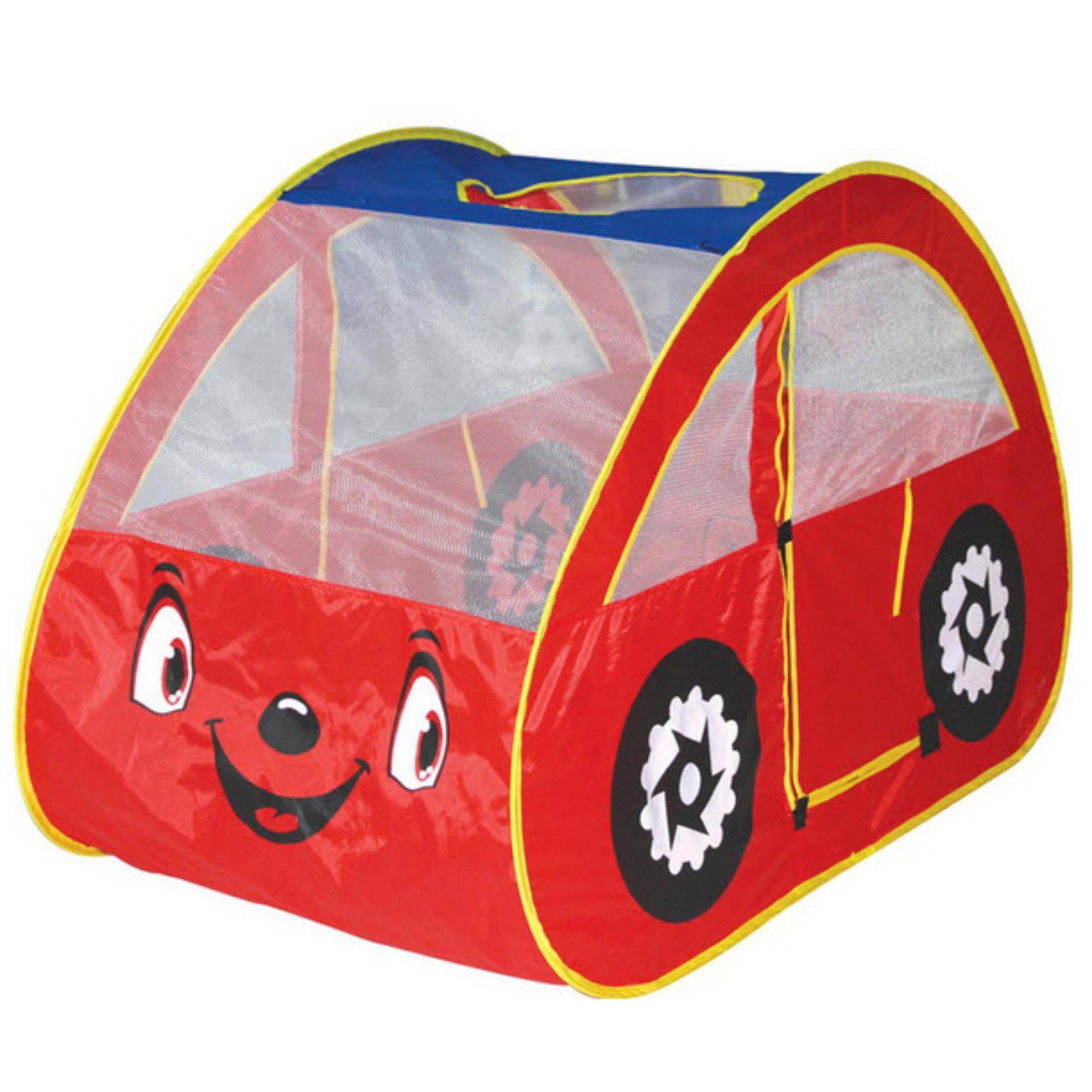Spesifikasi Mao Tenda Mobil Merah