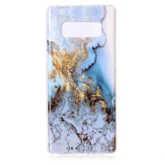 Marble Slim Fit Soft TPU Phone Back Case Cover for Samsung Galaxy Note 8 (Style 10) - intl