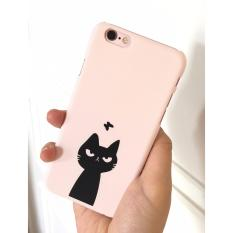 Case Premium Hardcase Iphone 6/6S CAT - Pink