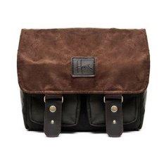 Jual Marlow Jean Tas Kamera Fashion Sling Bag Messanger Hijau Tua Import