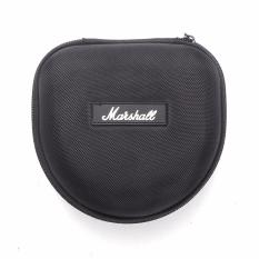 Promo Marshall Headphones Case Black Murah