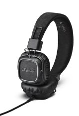 Beli Marshall Major 2 On Ear Headphones Hitam Marshall Murah