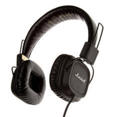 Spek Marshall Major Headset With Mic Dan Remote Black Indonesia