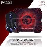 Jual Marvo Combo Gaming M309 Mouse Pad G1 Marvo Original