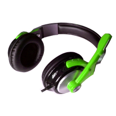 Spesifikasi Marvo Headphone H 8627 Hijau Murah