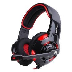 Marvo HG9005 Gaming Headset  - USB - Surround 7.1 -Hitam