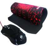 Spesifikasi Marvo Mouse Mousepad Gaming M309 Marvo