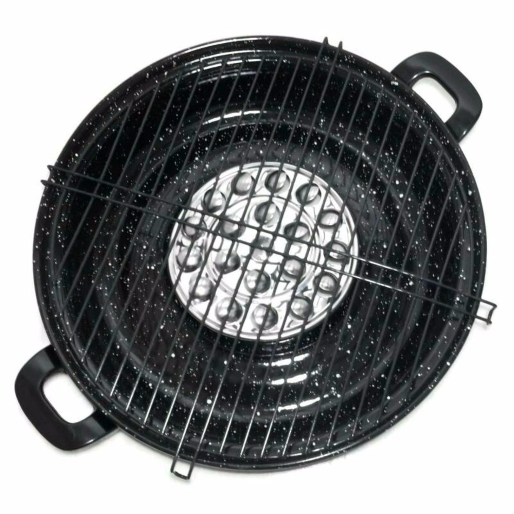 MASPION Magic Roaster Alat Panggang Panggangan Gril Pemanggang 34Cm