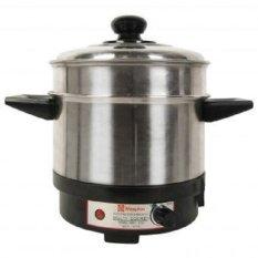 Maspion MEC2750 Multi Cooker - Alat Masak Serbaguna 0.7L