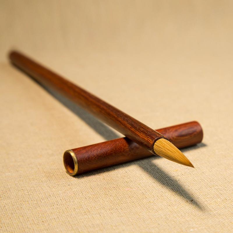 Harga Master Menengah Dan Sejumlah Kasus Yang Lebih Rendah Kaligrafi Script Yang 宣笔 Kuas Tulis Kuas Tulis Lengkap