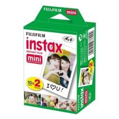 Review Matahari Foto Fujifilm Refill Instax Mini Film Plain 20 Lembar Twinpack Di Dki Jakarta