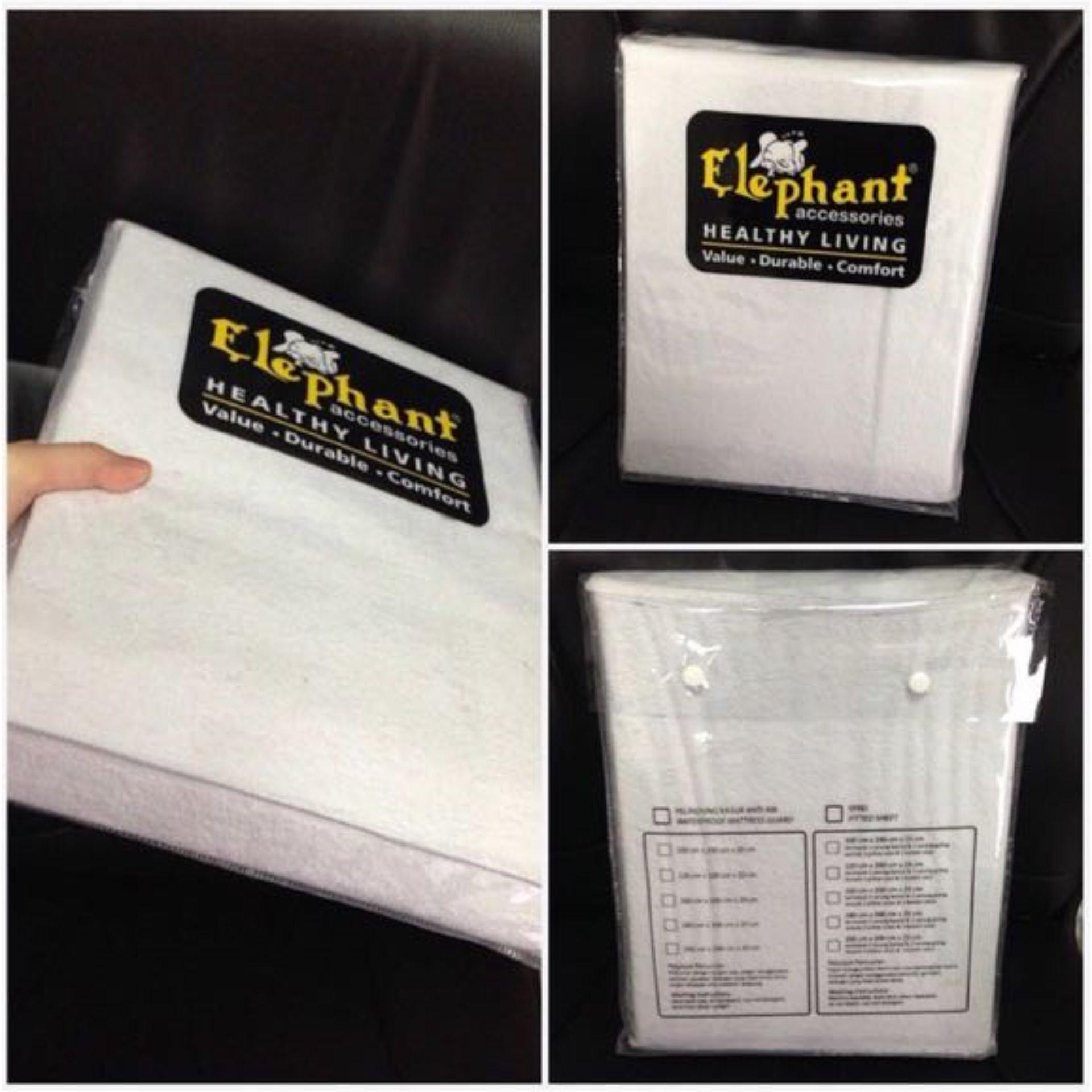 Spesifikasi Matras Protector Waterproof 180 X 200 Anti Ompol Anti Air Online