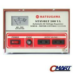 Matsugawa Stavolt 500va Ac Voltage Stabilizer Servo Motor Control By Cmart Computer.