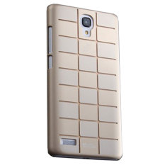 Harga Max Choco Design Slim Armor Super Shield Compact Sporty Tough Armor Case For Xiaomi Redmi Note Gold List Gold Terbaik
