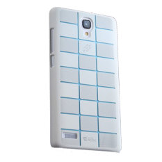 Promo Max Chocolate Bar Hardcase For Xiaomi Redmi Note White List Blue Di Dki Jakarta