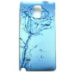Pusat Jual Beli Max Custom Case Hard Printing Cover Fashion Korean Style For Samsung Galaxy Note 4 Water Rose Dki Jakarta