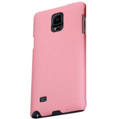 Tips Beli Max Fashion Design Ultra Thin Backcase For Samsung Galaxy Note 4 Pink