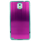 Toko Max Imported Fashion Design Metal Back Hardcase For Samsung Galaxy S5 Cool Purple Dekat Sini