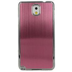 Jual Beli Online Max Imported Fashion Design Metal Back Hardcase For Samsung Galaxy S5 Pink