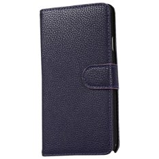 Review Max Samsung Galaxy Note 3 Wallet Flip Case Leather Navy Max Di Dki Jakarta