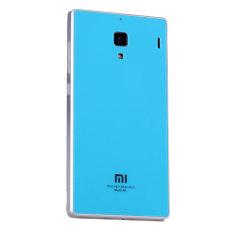 Toko Max Xiaomi Redmi 1S Hardcase Cover Original Blue Termurah Dki Jakarta