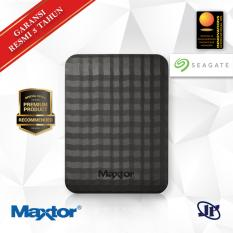 Maxtor M3 1TB By Seagate - Hitam