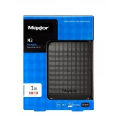 Top 10 Maxtor M3 By Seagate External Hardrive 1Tb Hitam Online