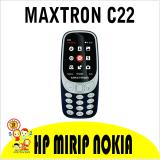 Spek Maxtron C22 New Dual Sim Grey Maxtron