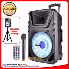 Kualitas Mayaka Speaker Meeting Spkt 010 Ad Hitam Multifungsi Speaker 10 Inchi Mayaka