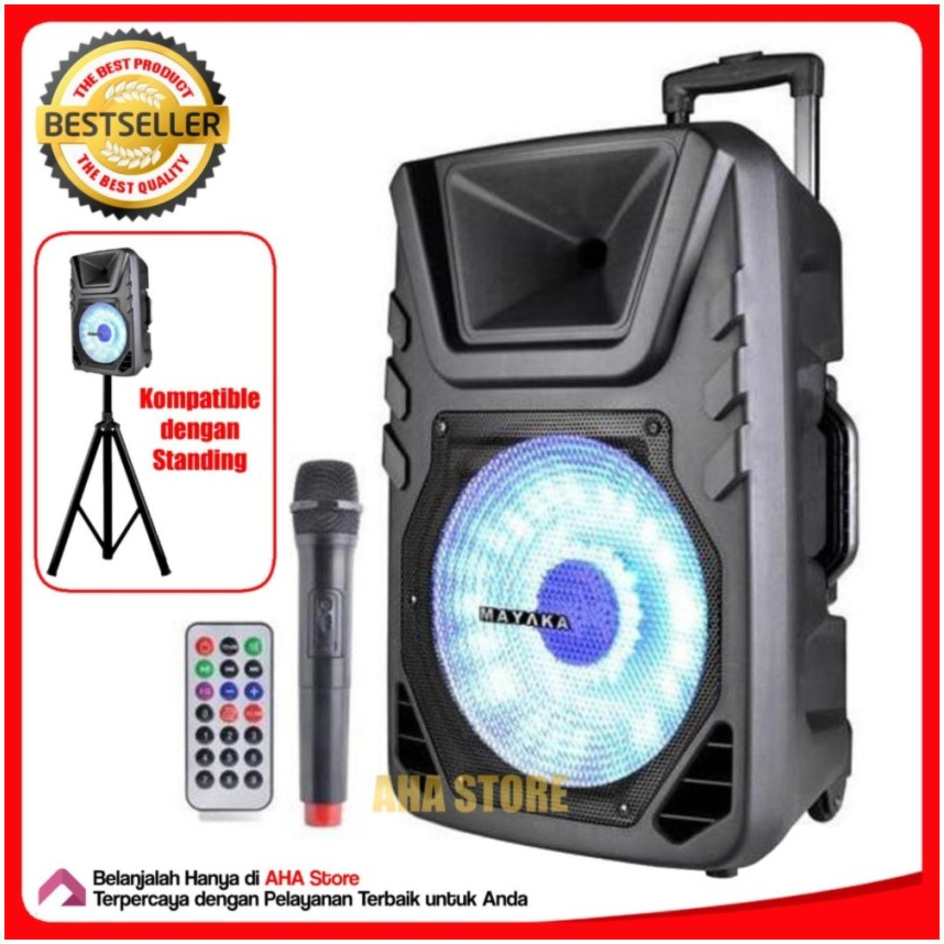 Mayaka Speaker Meeting SPKT-010 AD - Hitam suara mantap