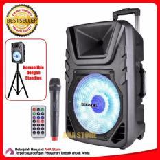 Harga Mayaka Speaker Meeting Spkt 015 Ad Multifungsi Speaker 15Inci Ukuran Jumbo Free 2 Buah Mic Pegang Wireles Original