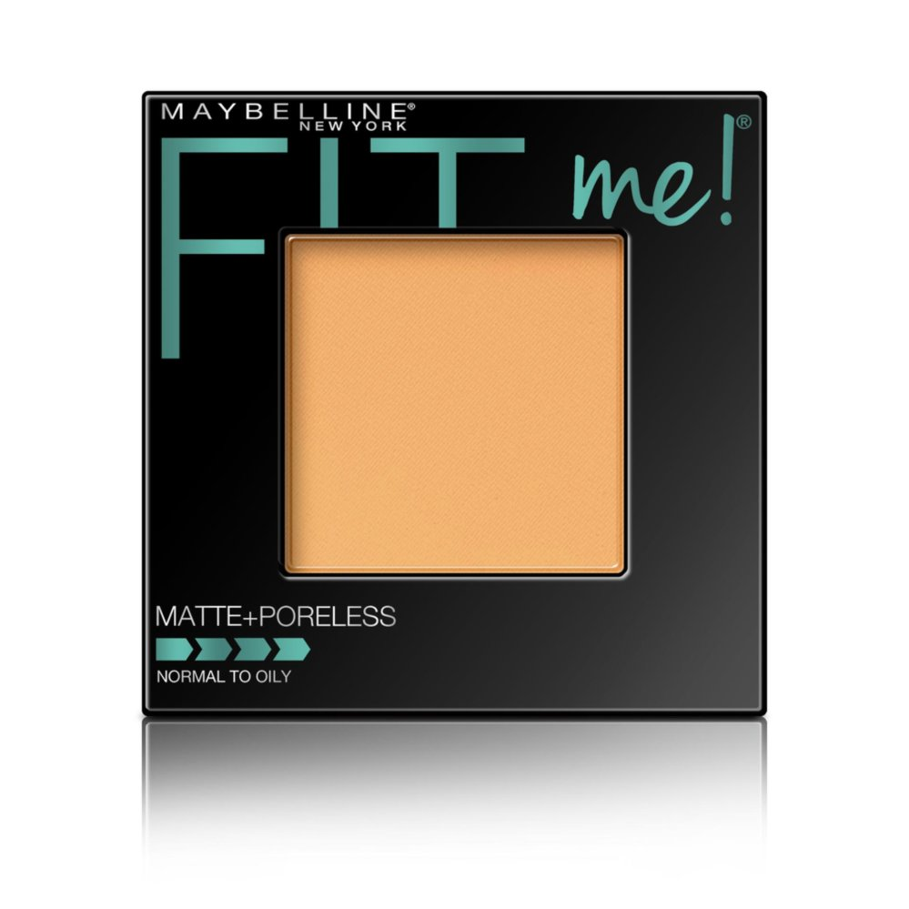 Harga Maybelline Fit Me Matte Poreless Powder 230 Natural Buff Baru Murah