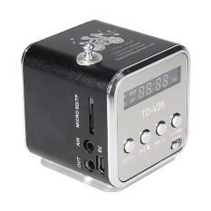 Mbox Speaker Portable Radio FM and MP3 Player TD-V26