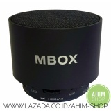 Mbox Xy M67 Bluetooth Speaker Portable Music Player Free Kabel Usb 46Cm Dengan 3 Konektor Black Mbox Diskon 30