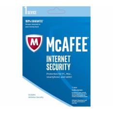 Diskon Mcafee Internet Security 1 Pc Mcafee