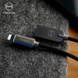 Review Mcdodo Auto Disconnect Lightning Data Cable 1 2 M Ca 390 Grey Mcdodo