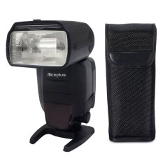 Mcoplus MT600SC GN62 Master Flash HSS 1/8000 S E-TTL Flashgun Flash Speedlite untuk Canon EOS DSLR